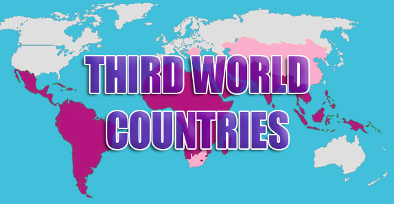 first world countries vs third world countries essay